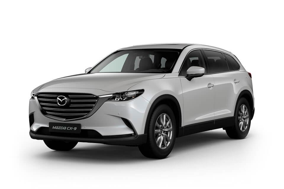 New Mazda CX-9